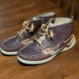 Sperry Ankle Boots